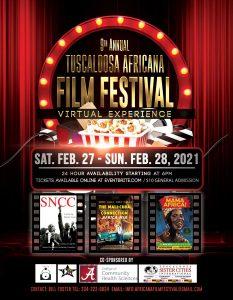 9th Annual Tuscaloosa Africana Film Festival