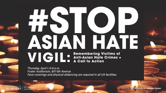 #Stop Asian Hate Graphic