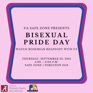 Bisexual Pride Day