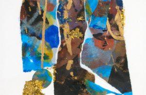 Paul R. Jones Constructed Complexity art piece