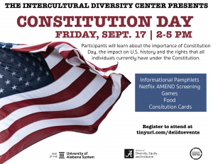 Constitution Day flyer