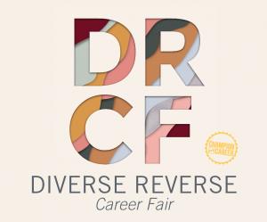 Diverse Reverse Career Fair