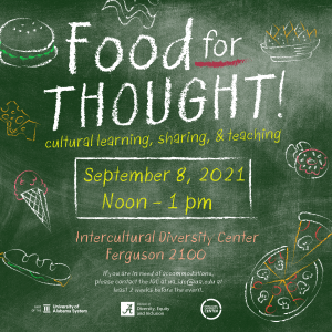 Food for Thought Sept. 8