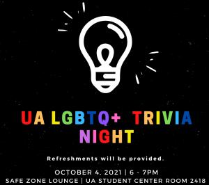 LGBTQ+ Trivia Night